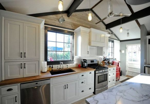Merrimack Mill Kitchen