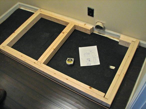 Laundry Room Platform