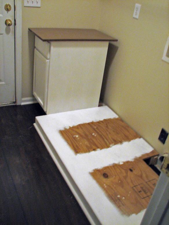 Laundry Room platform.
