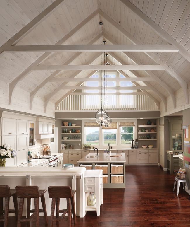 Kitchen Lighting Vaulted Ceiling: Raise The Roof…err…ceiling