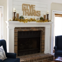 31 Days of Surviving a Renovation: Give Thanks