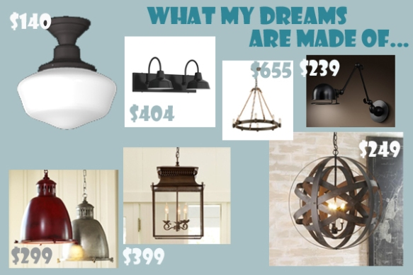 Dream Light fixtures copy