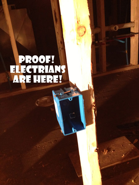 Electricians-proof