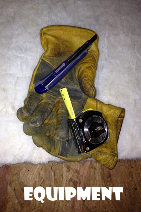 Insulation-equipment