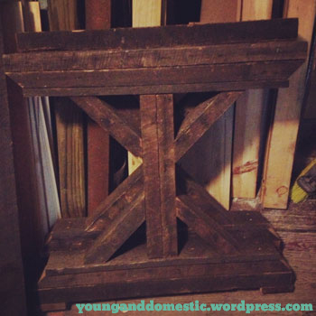 Dining Room Table Bases